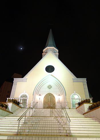 グレース教会 (釧路市) 3/29/04