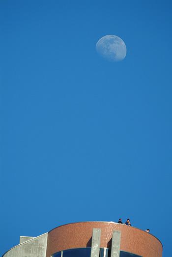 立象山公園展望台 (せたな町) 5/2/04
